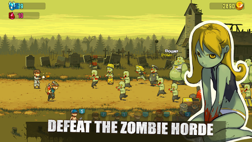 Dead Ahead: Zombie Warfare 2.8.1 screenshots 2