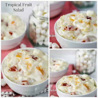 Canned Fruit Cocktail Salad Recipes.