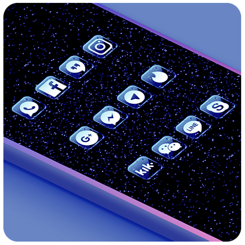 Glass - Icon pack 5.1.2