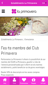 La Primavera screenshot 1