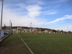 Photo: 29.03.2015. prva domaća pobjeda - NK Štinjan - NK Umag 1:0, 40 min, sekundu pred pobjedonosnim pogotkom