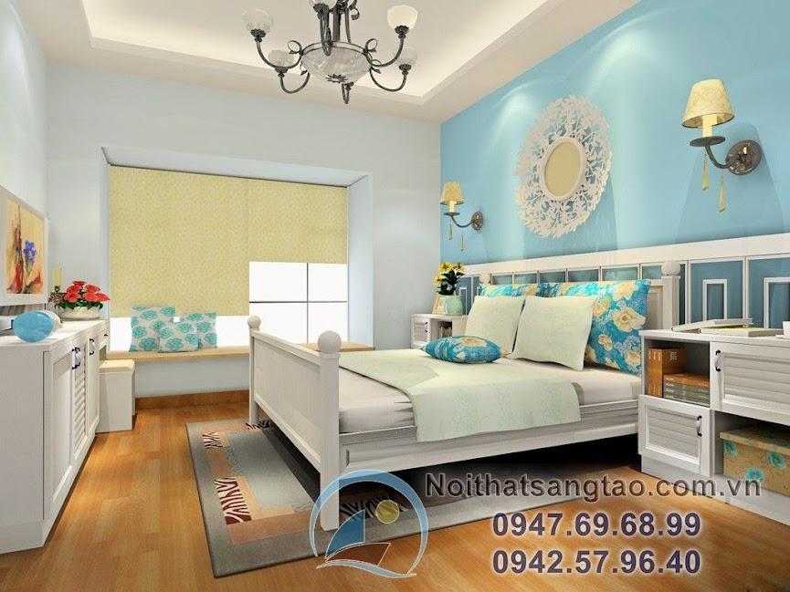 thiết kế phòng ngủ đa năng