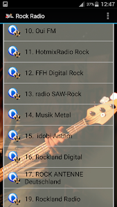 Classic Rock Radio screenshot 1