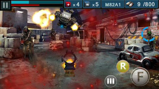 Gun & Blood screenshot 4