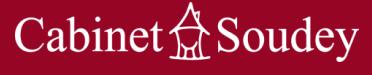 Logo de CABINET SOUDEY