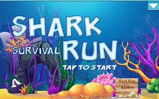 Shark Survival Run