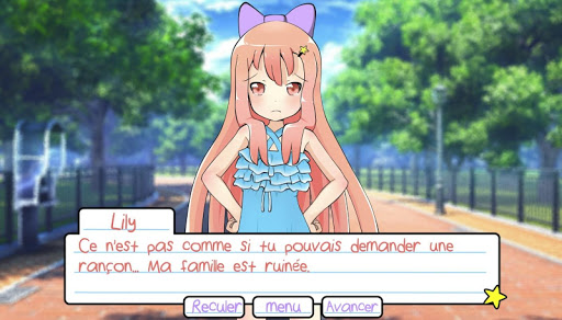 Code Triche Lily's Day Off APK MOD screenshots 3