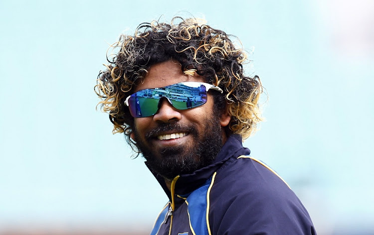 Lasith Malinga. Picture: REUTERS