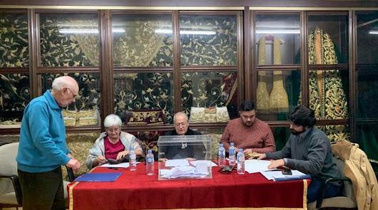 Prórroga a los hermanos mayores: el obispo aplaza todas las elecciones