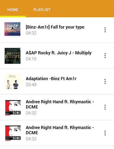 Playlist Maker