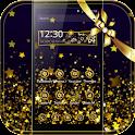 Gold Star Theme Starry Sky icon