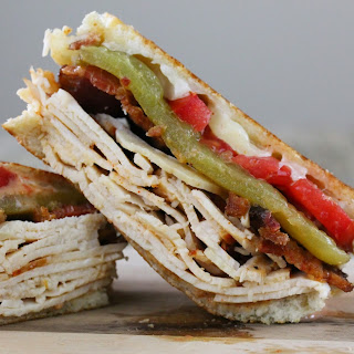 Baja Turkey Club (Red Robin Copycat)