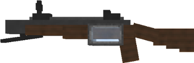 A gun for the texture pack.
