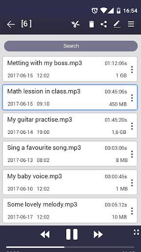 voice recorder screenshot 16