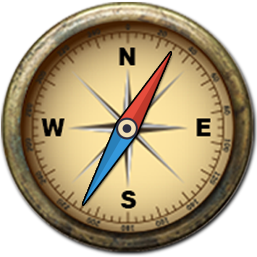 Vintage Compass App for Android: Find the North