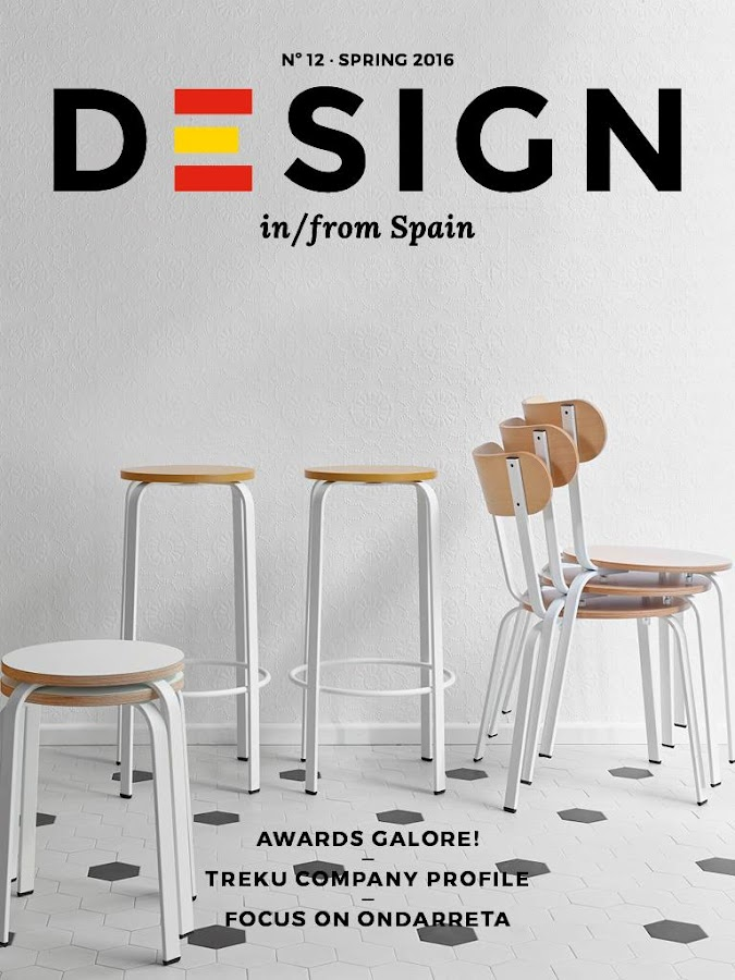 Design in/from Spain- screenshot