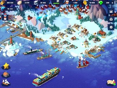 Sea Port: Ship Trade and Strategy Simulator 5