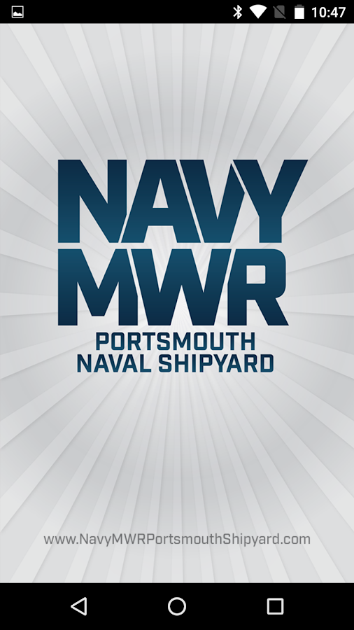 NavyMWR Portsmouth- screenshot