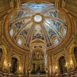 San Francisco el Grande by Jomabesa Jmb - Buildings & Architecture Places of Worship ( iglesias, adoracion, cupula, madrid,  )