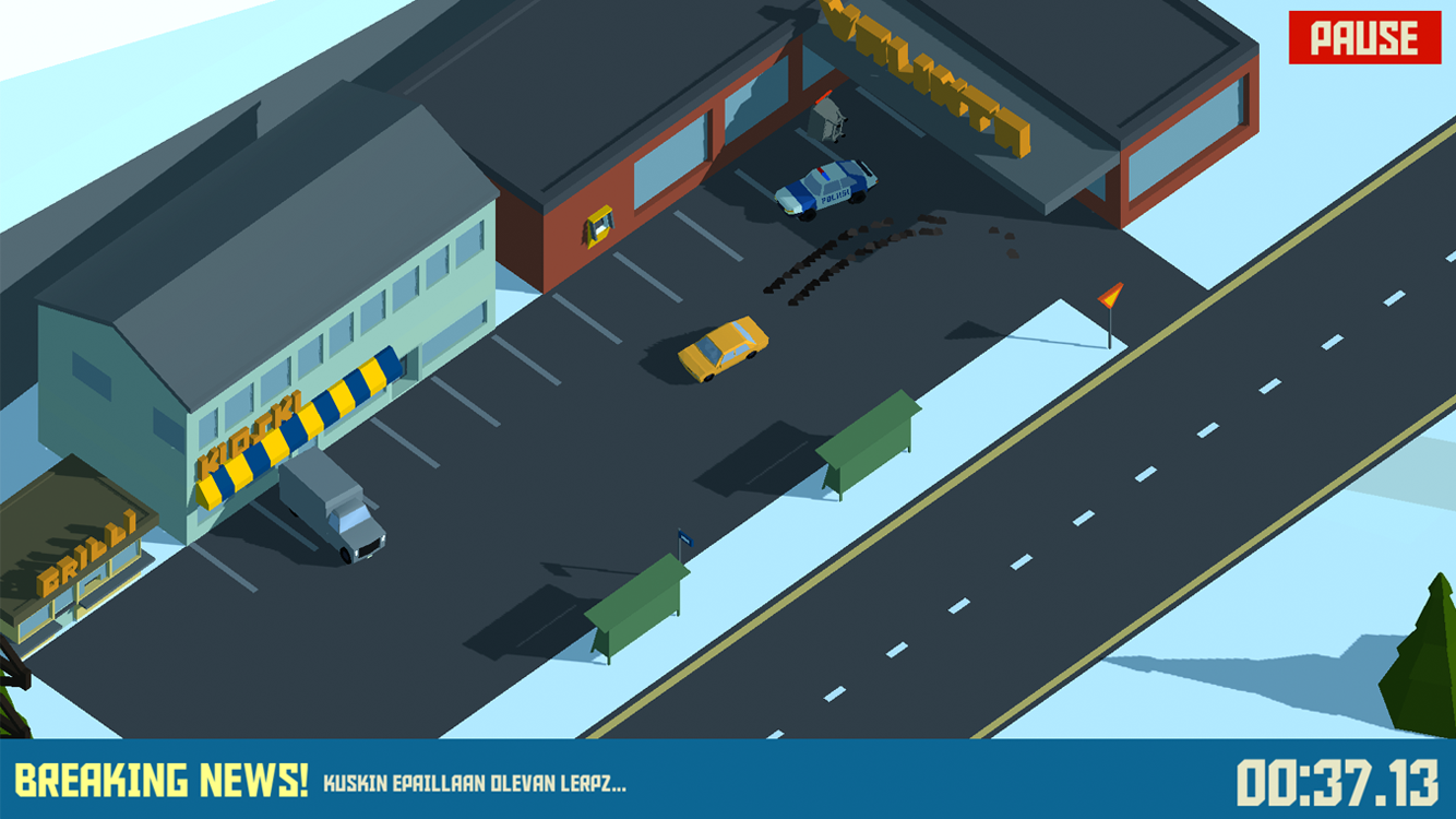 Pako - Car Chase Simulator screenshot #10