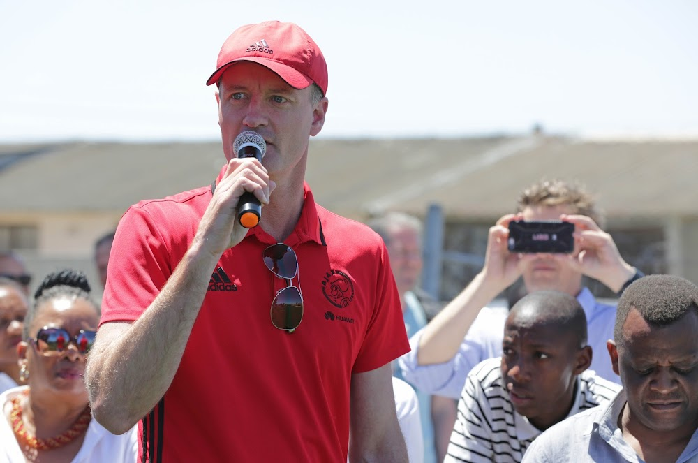 Hans Vonk and Andries Ulderink break their silence on Ajax Cape Town exit - SowetanLIVE