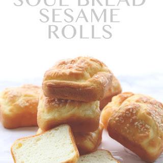 Soul Bread Sesame Rolls