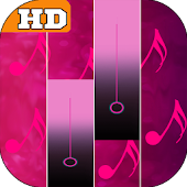 Piano Pink Tiles