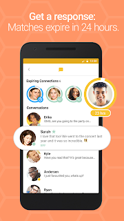 Bumble — Meet, Date & Network screenshot 02