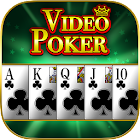 VIDEO POKER OFFLINE FREE! icon