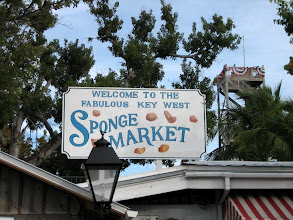 Photo: Mallory Square is located just next to the sunset deck in Key West