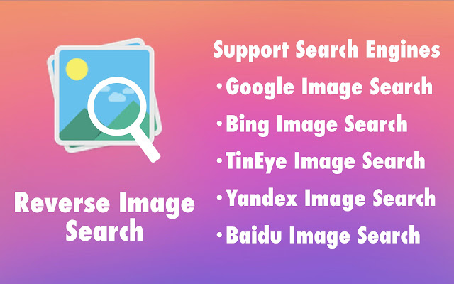 One-Click Reverse Image Search
