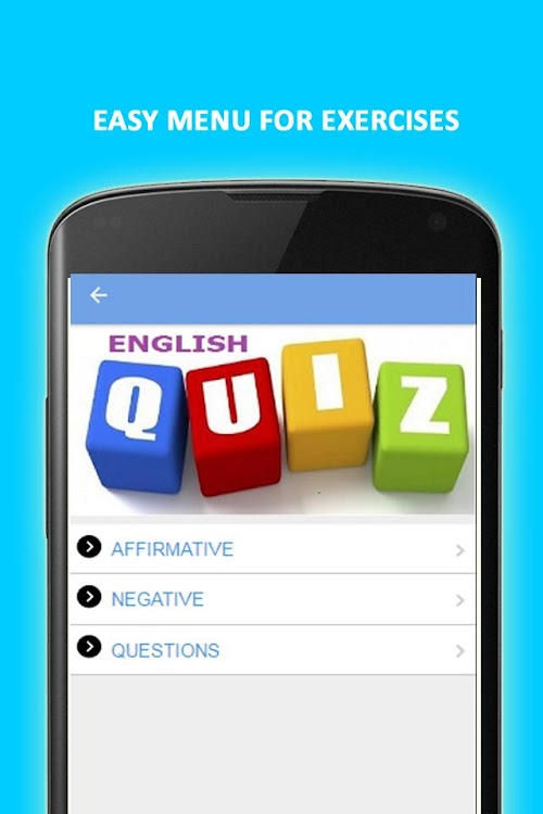 Practice & Learn English Grammar Test Offline – (Android Apps) — AppAgg