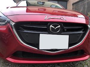 デミオ DJ5FS XD Noble Crimson 2WD 2018のカスタム事例画像 フモブレさんの2019年04月18日22:08の投稿