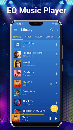 Music - Mp3 Player screenshot 2