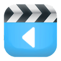 fx vídeo reverso icon