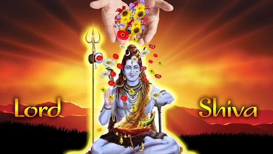 Shiva Live wallpaper screenshot 2
