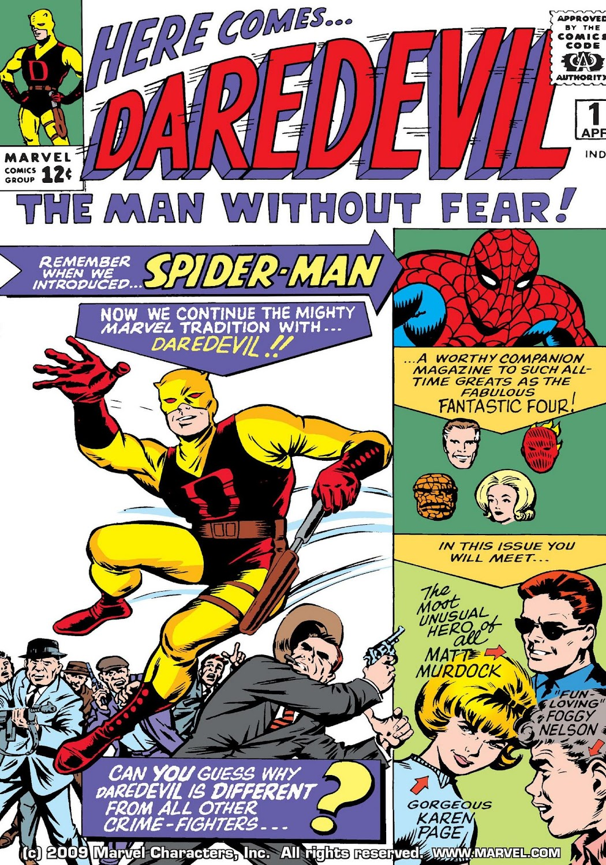 Daredevil (1964) - complete