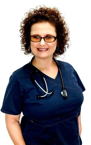 photograph of author Brandi Jones MSN-Ed, RN-BC