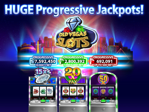 Old Vegas Slots - the Best Classic Casino Games download 2