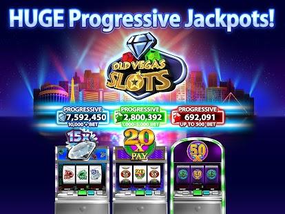 Old Vegas Slots - náhled