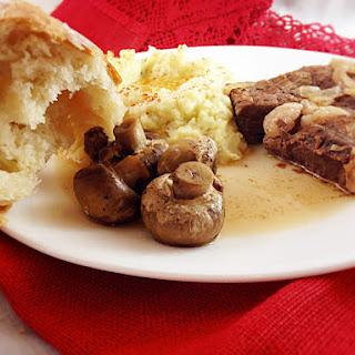 Aleppo Lamb & Potatoes