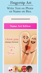 My Name Pics - Name Art APK screenshot thumbnail 7