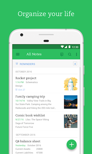 Evernote – stay organized v7.13 beta 2 [Premium]