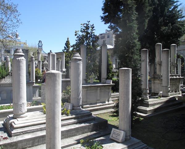 Sultan Mahmut II Cemetery