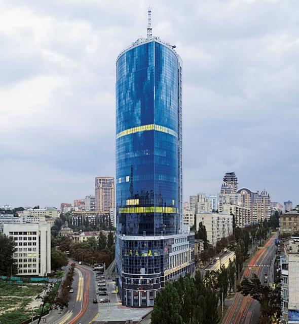 Штаб-квартира Concorde Capital на ул. Мечникова, 2, этаж 16, в БЦ «Парус», г. Киев