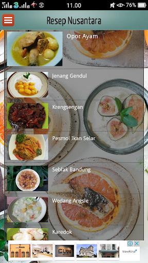 Resep Nusantara 1.0 screenshots 2