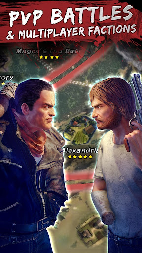 Walking Dead: Road to Survival screenshot 3