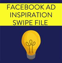 Facebook Ads Swipe File Icon