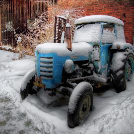 Abandoned by Zdeněk Cerman - Transportation Other