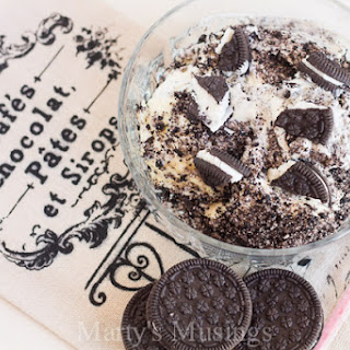 Oreo Cookie Dirt Cake Recipes